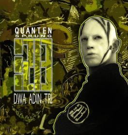 CD-Artwork für Avantgarde-Band 213