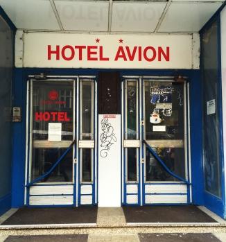 Hotel Avion, 1928, Brünn, Tschechien. © Lina Bibaric
