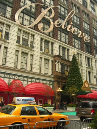 Believe! - NYC. © Lina Bibaric