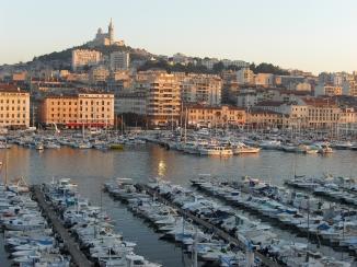 Zimmer mit Aussicht, Marseille. © Lina Bibaric