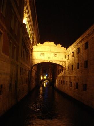 Seufzerbrücke, Venedig © Lina Bibaric