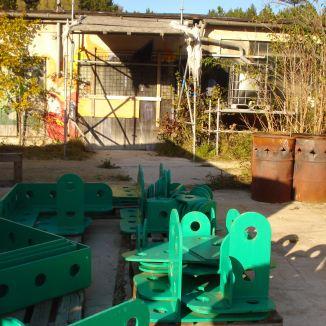 Kunst Container im Steinbruch Lindabrunn © Lina Bibaric