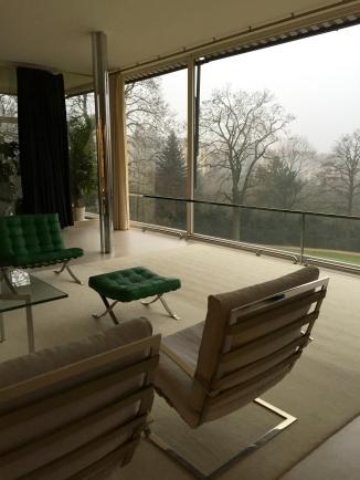 Villa Tugendhat, Brno, Tschechien © Lina Bibaric