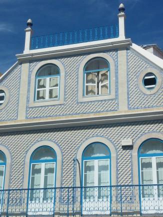 Stadthaus, Lissabon © Lina Bibaric