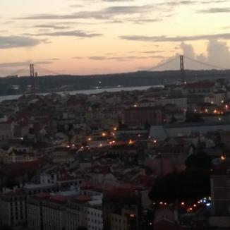 Ponte 25 de Abril, Lissabon © Lina Bibaric