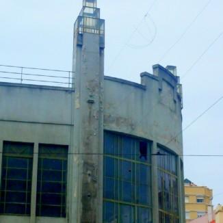 Parkhaus? Atelier! - Lissabon © Lina Bibaric