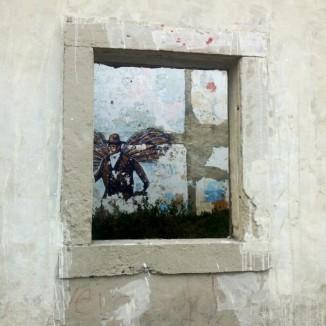 Einblick, Lissabon © Lina Bibaric